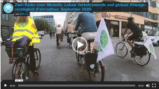 Video Aktion Verkehrswende