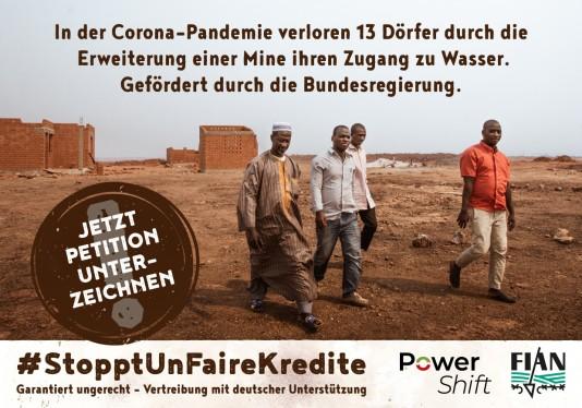 Petition Guinea Bauxit